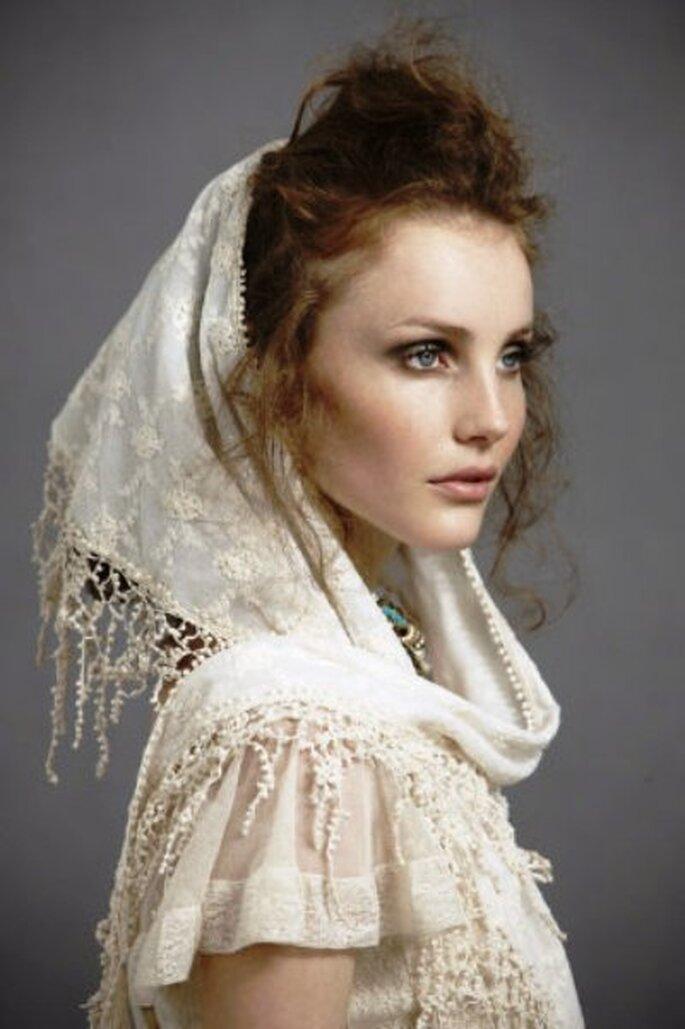 Brautfrisuren Mit Schleier Fur Braute Mit Langen Haaren