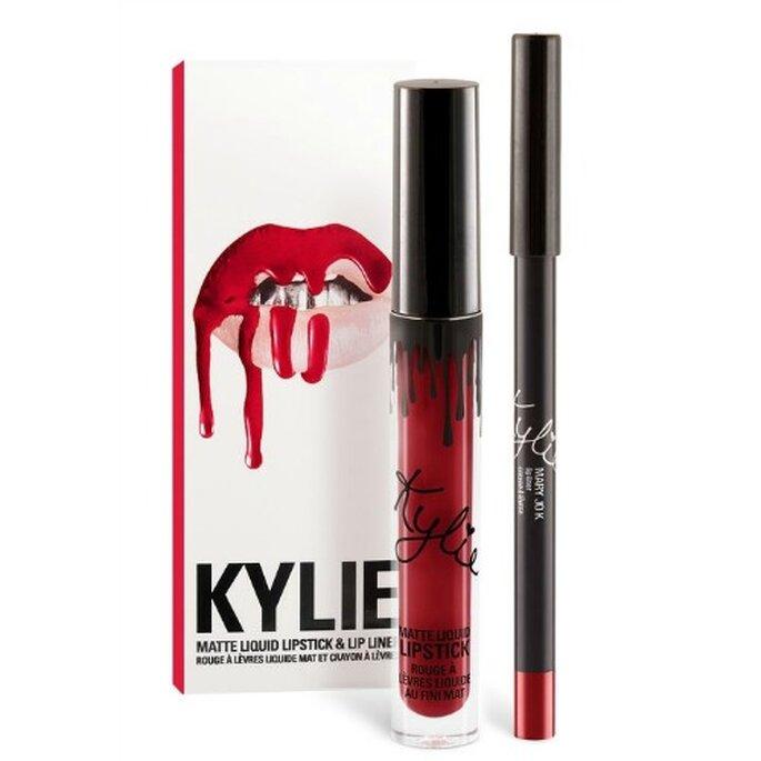 Foto: Kylie Cosmetics Lip Kit en Mary Jo K