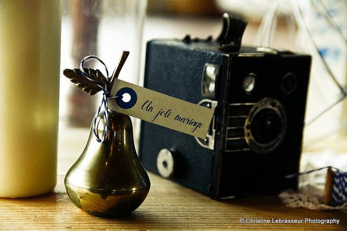 Romance en todo su esplendor desde una inspiración francesa. Foto: Christine Lebrasseur Photography
