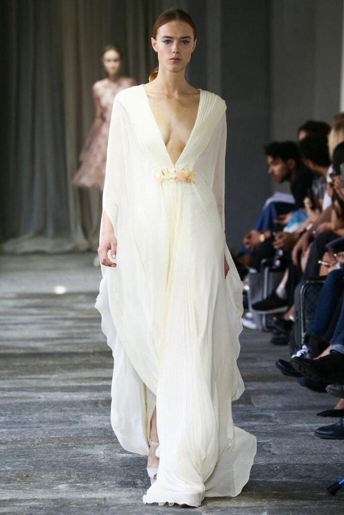 Vestidos de novia inspirados en una sesión boudoir - Foto Luisa Beccaria
