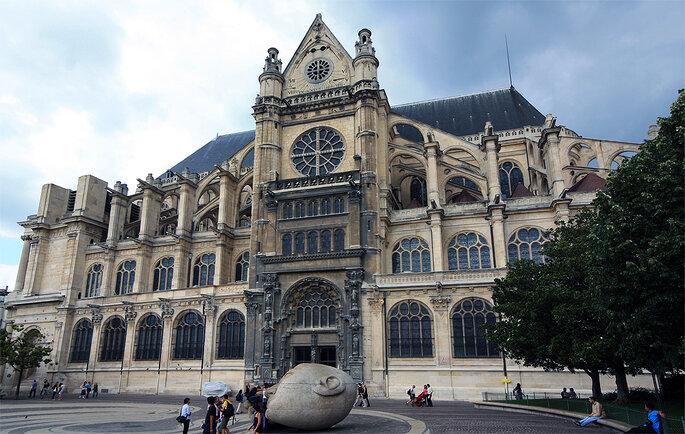 Eglise Saint-Eustache- Paris 1er