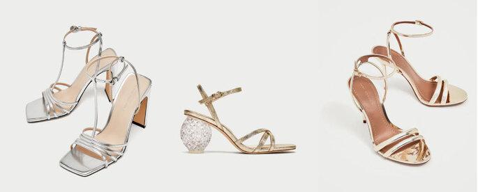 708cbca49 Os sapatos de noiva tendência 2018 podem ser encontrados na Zara!