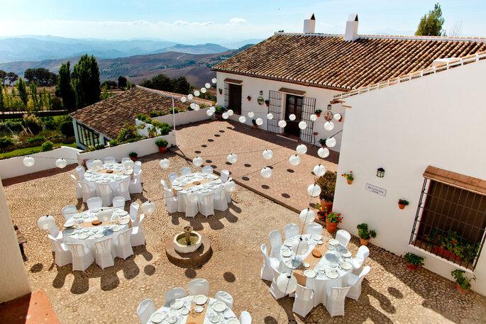 Hotel boda Málaga