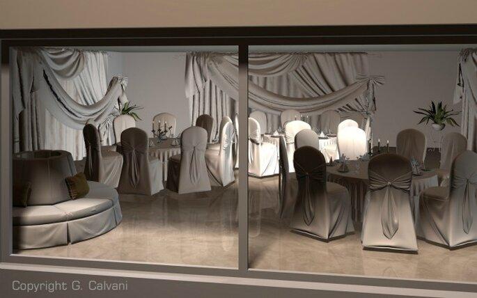 L'ultima tendenza in fatto di organizzazione di nozze. Foto: G. Calvani
