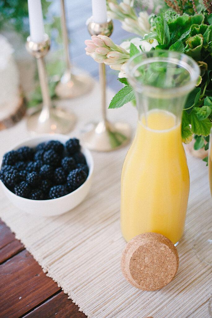 Tu boda al estilo desayuno - Britta Hundertmark