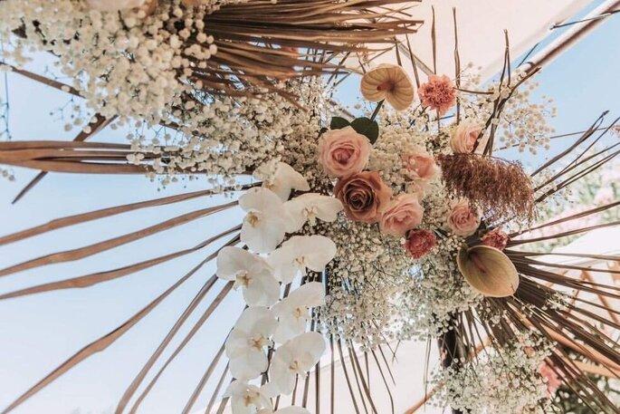 Les Mauvaises Herbes - Fleuriste mariage - Bordeaux
