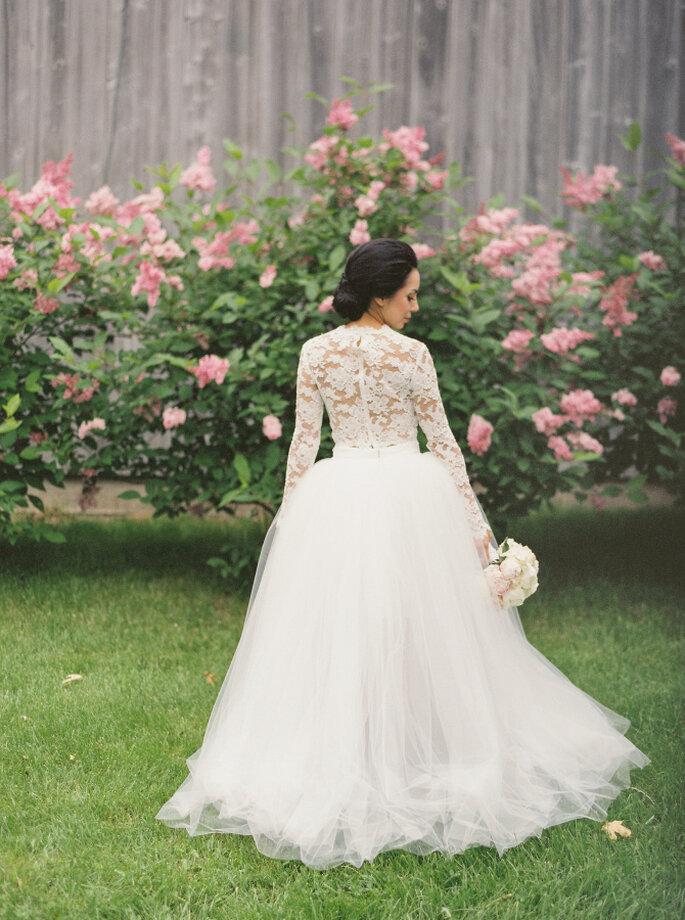 vestido de tul - Erin Jean Photography