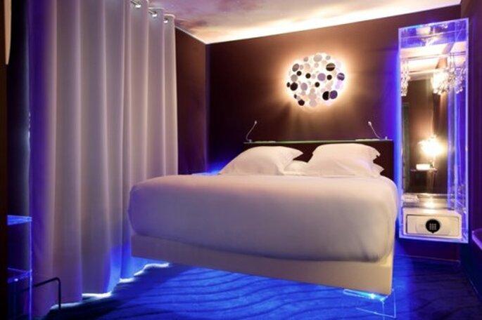 Le boutique hôtel Seven à Paris : une lune de miel fantastique