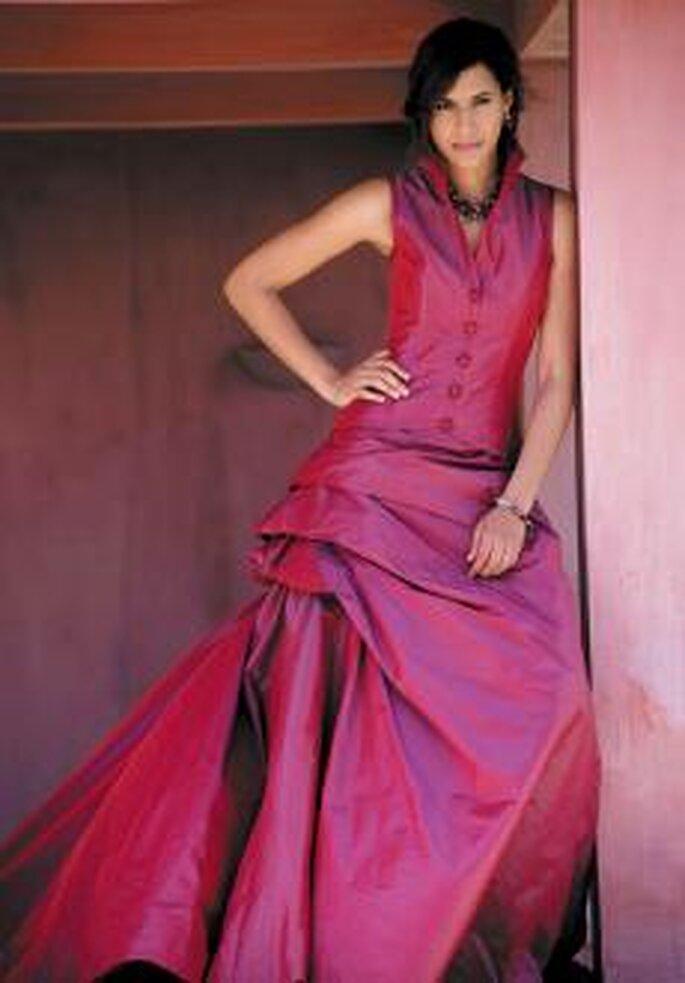 Farbige Brautkleider von Marylise
