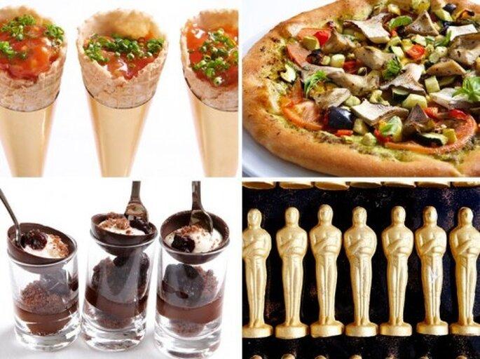 Menú de los Oscars - Foto Getty en Conde Nast Traveler