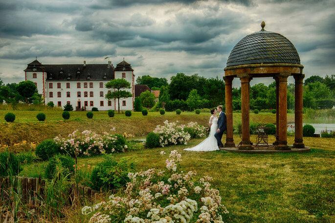 Hochzeitslocation. Heiraten im Schloss