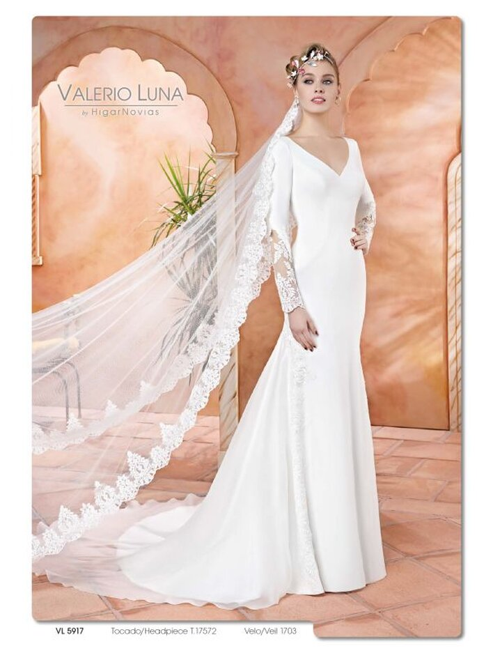 Vestidos boda civil valencia