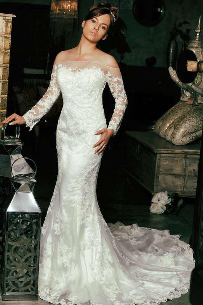 Syrovy vestidos de novia bogota