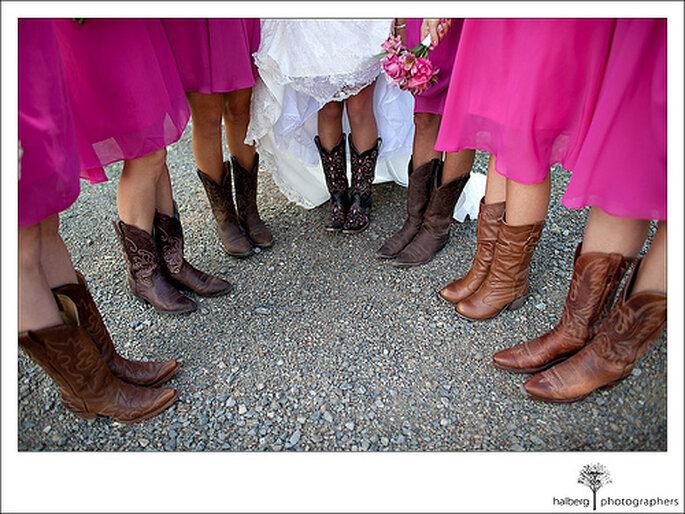 Mariage en été : chaleur, couleur et bonne humeur ! - Photo : Tim Halberg