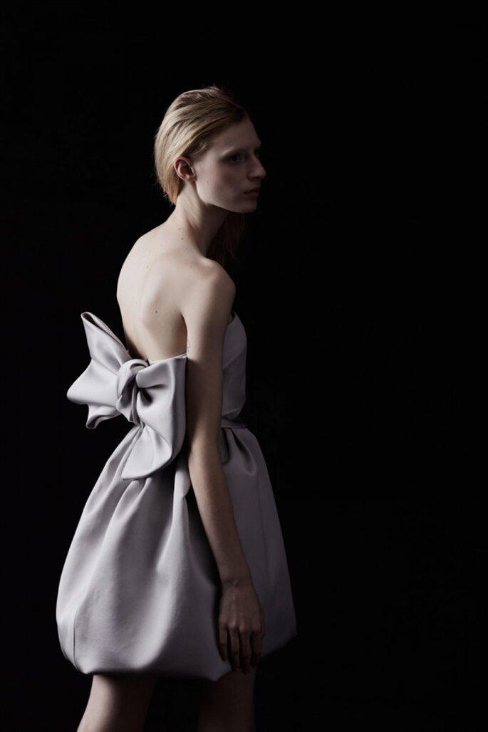 Vestidos de novia poco convencionales para las más fashionistas - Foto Lanvin