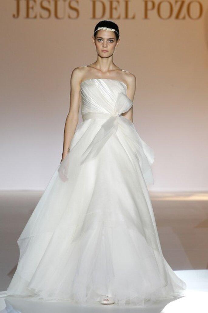 Vestido de novia Jesús del Pozo 2011