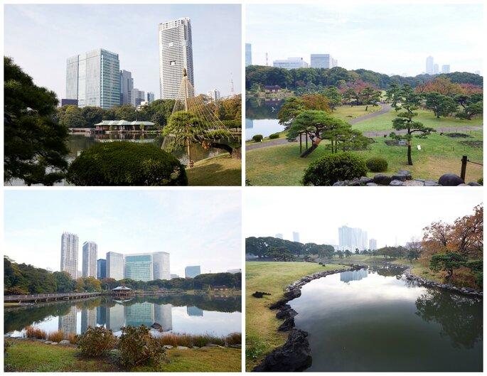 Jardín de Hama-Rikyu