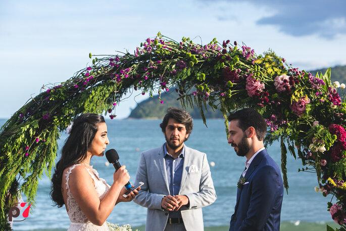 Celebrante: Luciano Toledo - Foto: Produtora 7 SONY | Foto e Filme