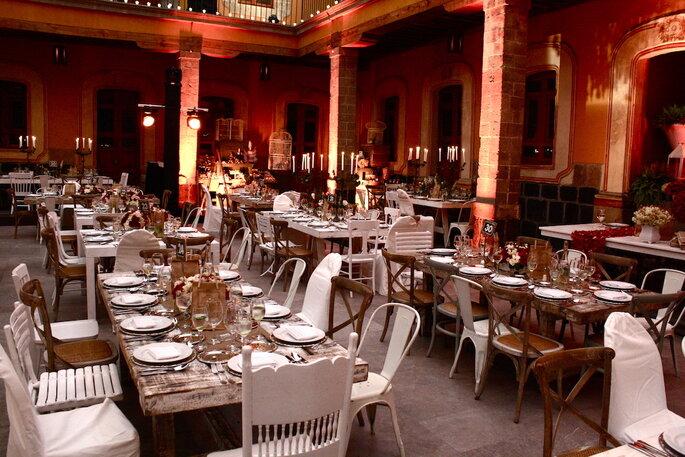 Banquetes Corregidor