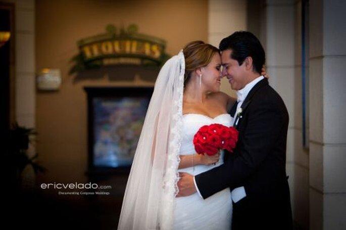 Der Kuss nach dem Ehegelöbnis - Foto: Eric Velado