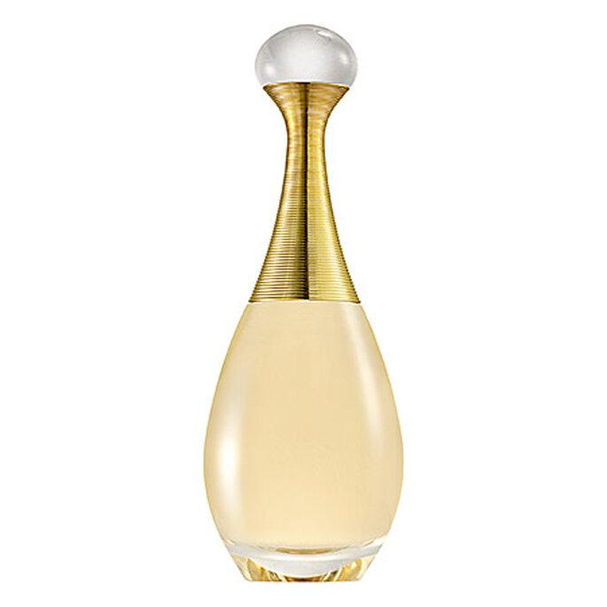 Los 12 perfumes más populares para el día de tu boda. Foto: J'adore by Dior