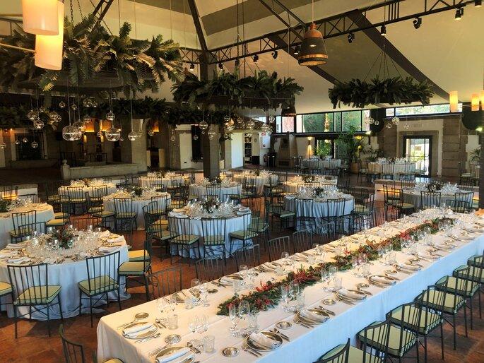 La Casa de Mónico - fincas bodas - madrid
