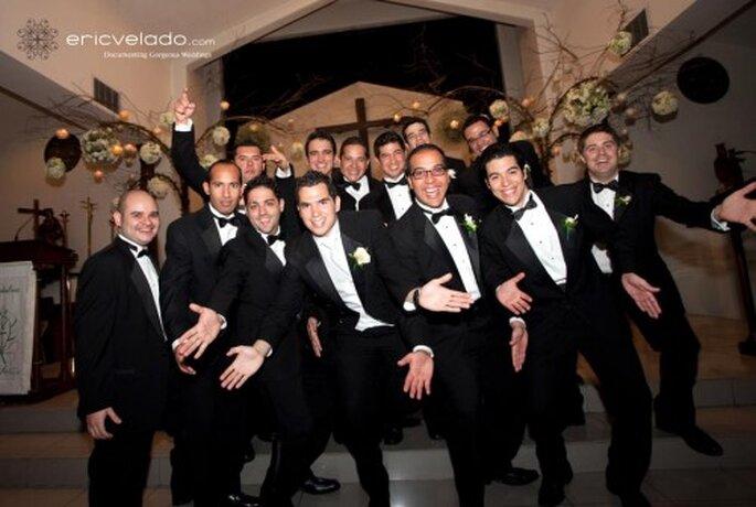 Moda masculina para boda. Foto de Eric Velado