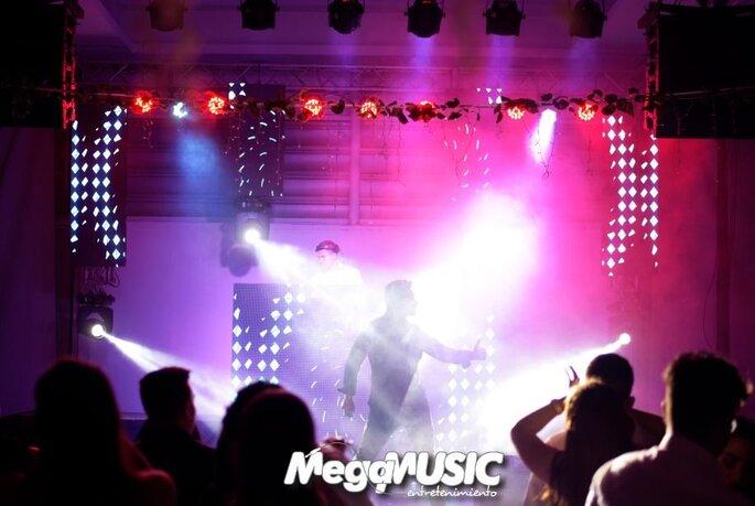 Megamusic Entretenimiento Wedding Planner