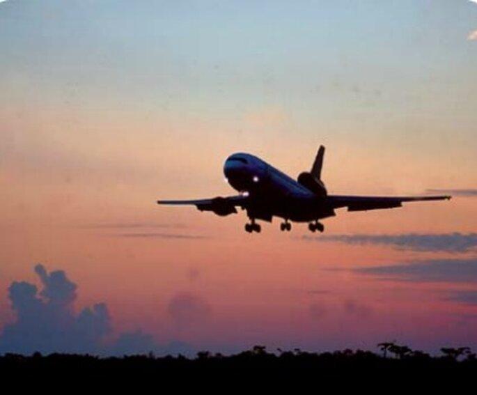 Organizad bien vuestro vuelo y no querréis bajar del avión
