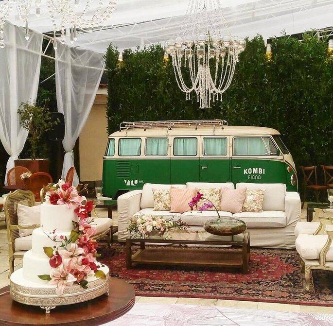 Luciana Jordão Cerimonialista - mini wedding
