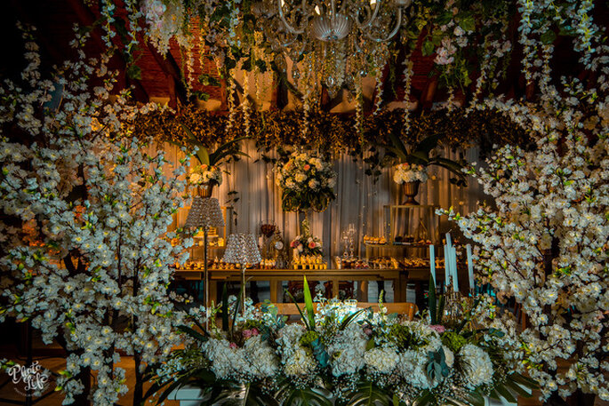 Bodas en Guátika decoración boda rústica