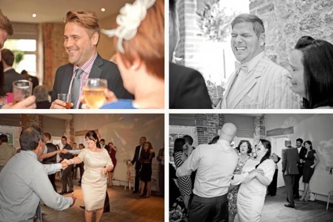 Haz que tus invitados confirmen su asistencia para que se la pasen de lo mejor en tu boda - Foto Cotton Candy Weddings