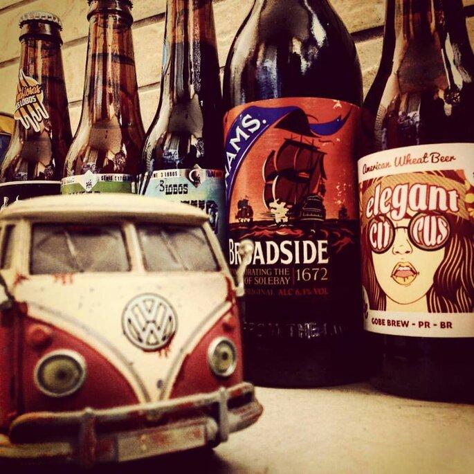 Kombier - Cervejaria sobre Rodas. Foto: divulgação
