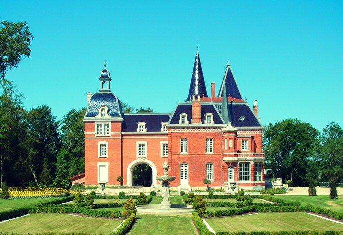 Château des Creusettes
