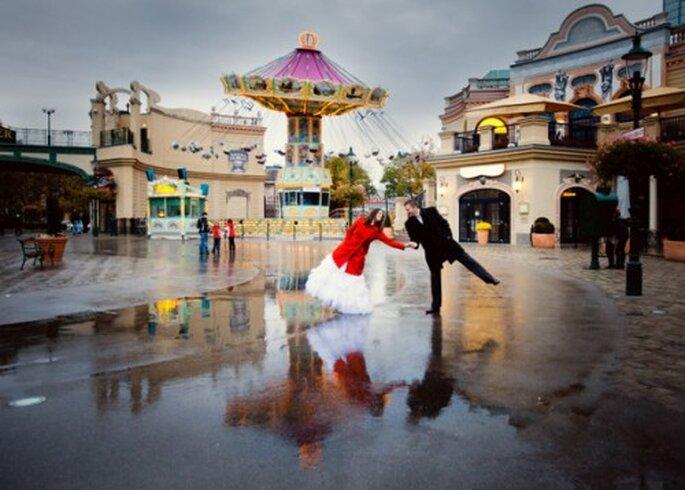 Fotografías de boda Boda después de la lluvia. Fotografía Natalia Chmielowiec