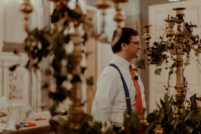 A lezione da Angelo Garini, l'architetto dei matrimoni