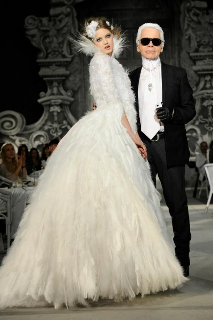 Chanel Haute Couture Fall-Winter 2012-13 (Foto Credits: Chanel on FB)