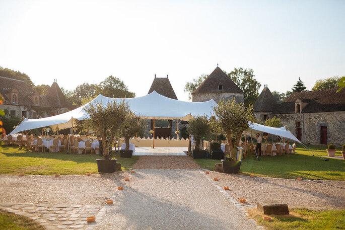 Le Relais de Neuville, lieu de réception dans les Yvelines
