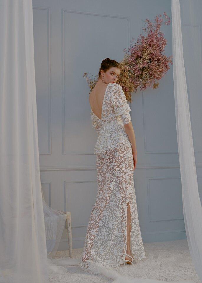 vestido de novia angela pedregal