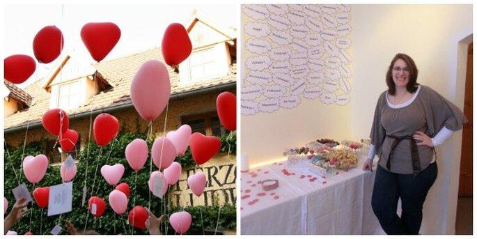 AnEvent ist für Sie und Ihre traumhafte Hochzeitsfeier da!