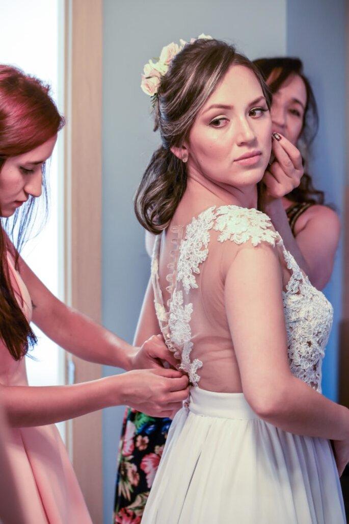 Los gestos de cada momento que harán impactantes las fotos de tu boda