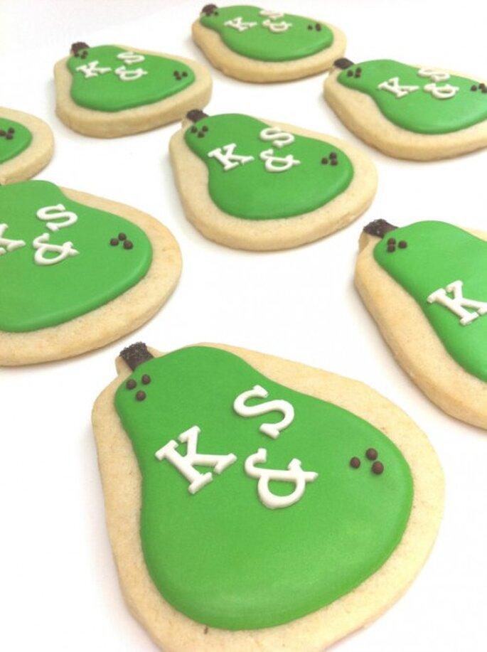 Diseña tus galletas gourmet con los colores y las formas que quieras - Foto Sunshine Bakes
