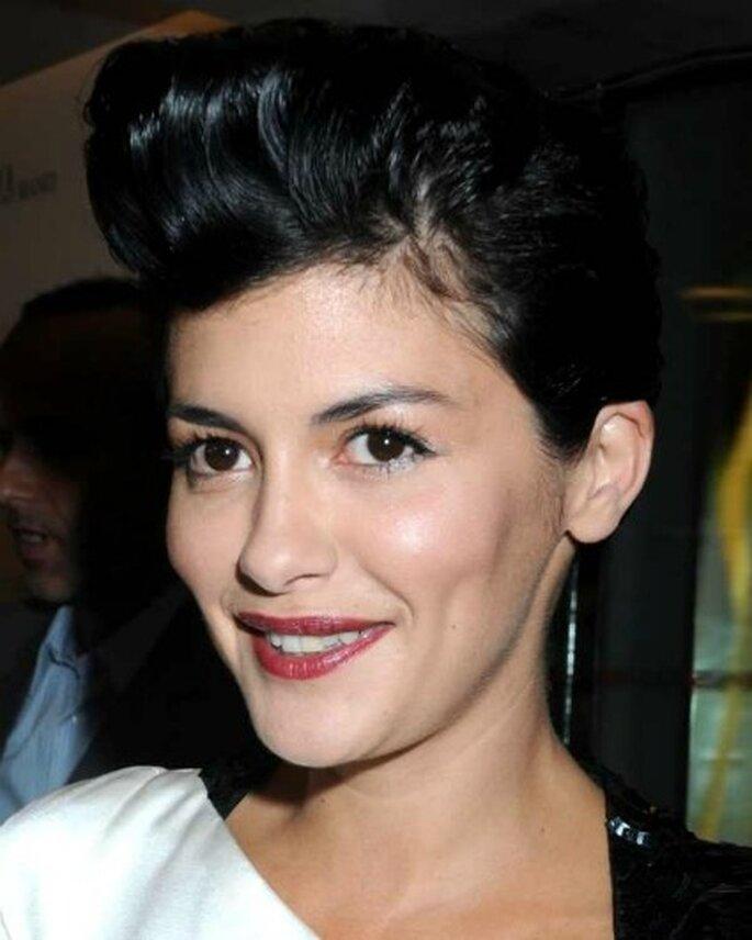 Audrey Tautou,volto di Chanel,è una delle attrici più raffinate della sua generazione