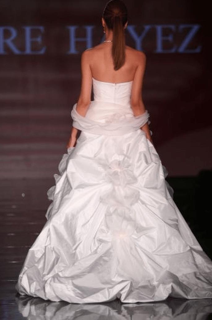 Alcuni degli splendidi modelli proposti dall'Atelier Couture Hayez