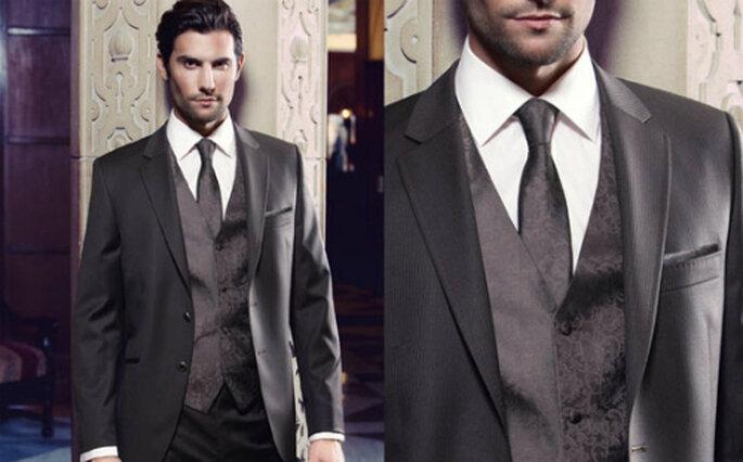 Outfits für das Standesamt Männer von Wilvorst Prestige 2012