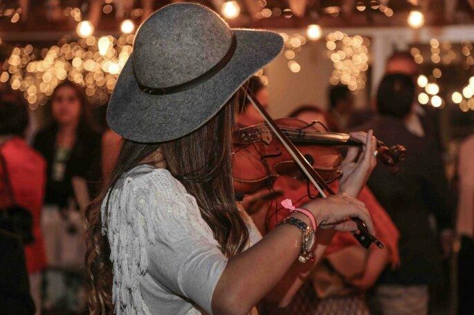 ¡Contrata para tu boda a los violinistas de Clave de Dos!