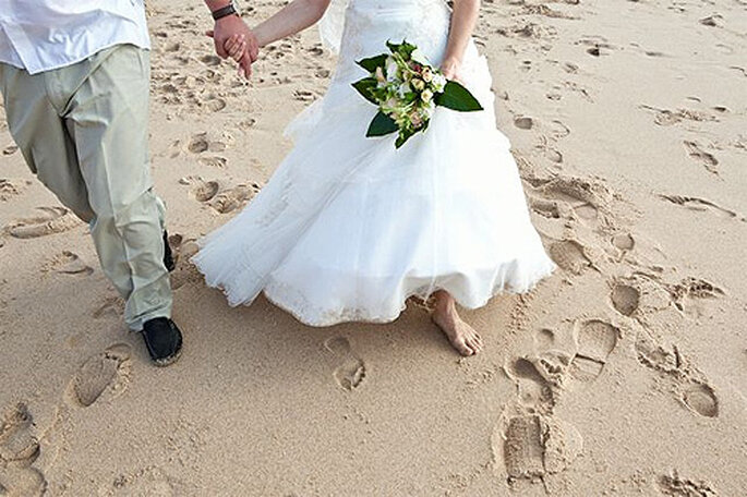 La playa de Castelldefels será la primera en permitir celebrar bodas