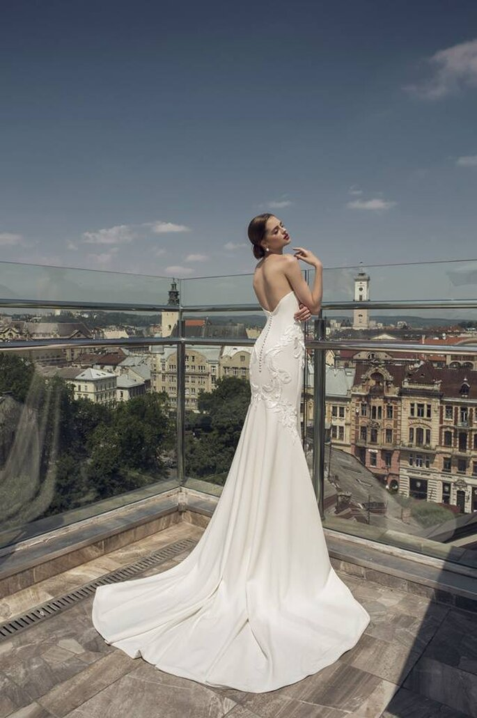 Modelo de: Maxima Bridal.