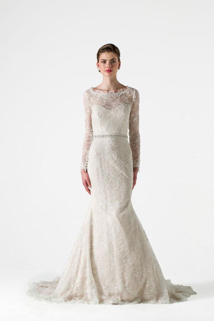 Vestidos de novia colección Black Label - Foto Anne Barge Modelo Gardner