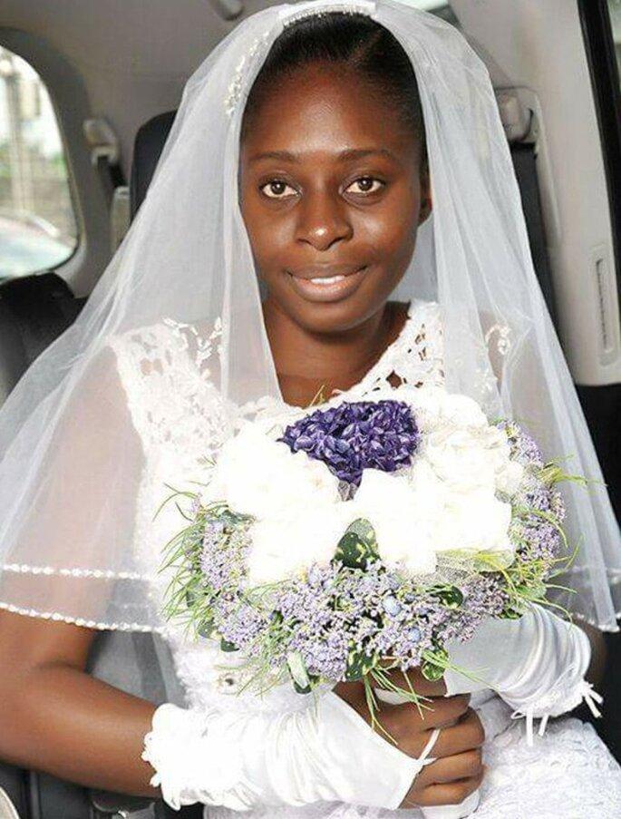 Bisola Umoren noiva